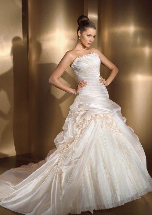 Abiti Da Cerimonia A Basso Prezzo.Abiti Sposa Vestiti Sposa Wedding Offerta Sposa