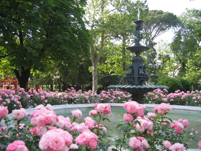 Il giardino pubblico