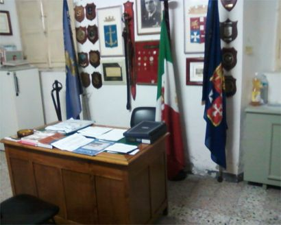 Interno Sede Colorno