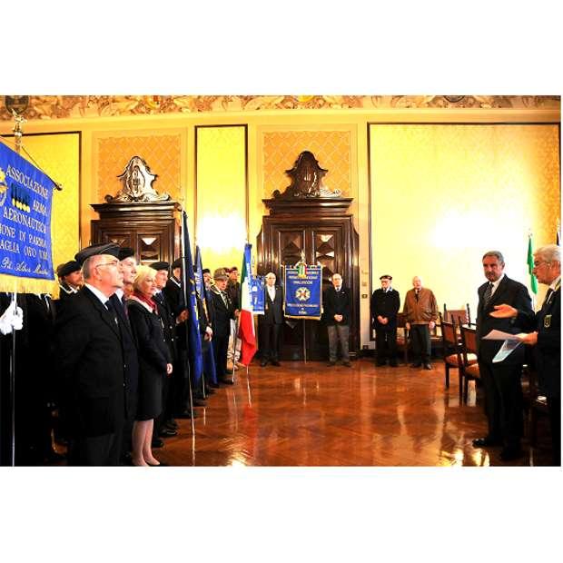 Gruppo ASSOARMA in Prefettura a Parma