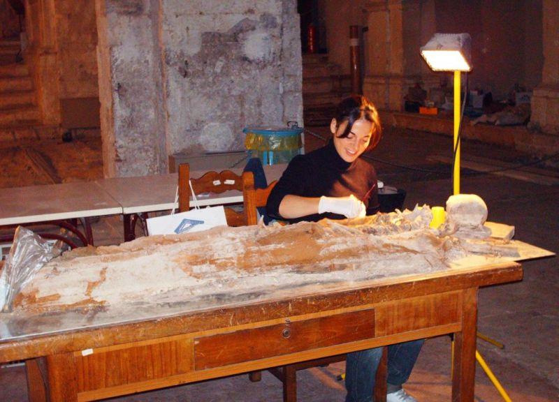 Scavi San Domenico