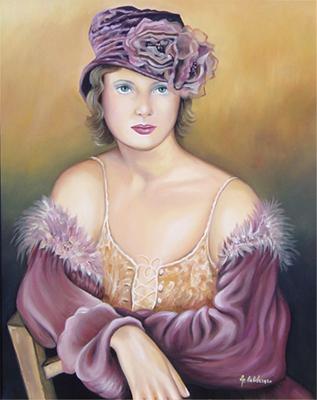 Lady anni 30