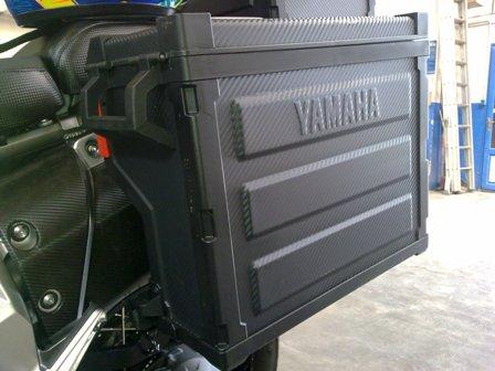 bauletto sinistro Yamaha xt1200z supertenere