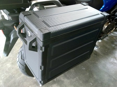 bauletto destro Yamaha xt1200z supertenere