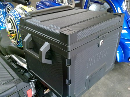 bauletto centrale Yamaha xt1200z supertenere