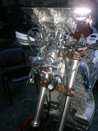 preparazione impianto elettrico