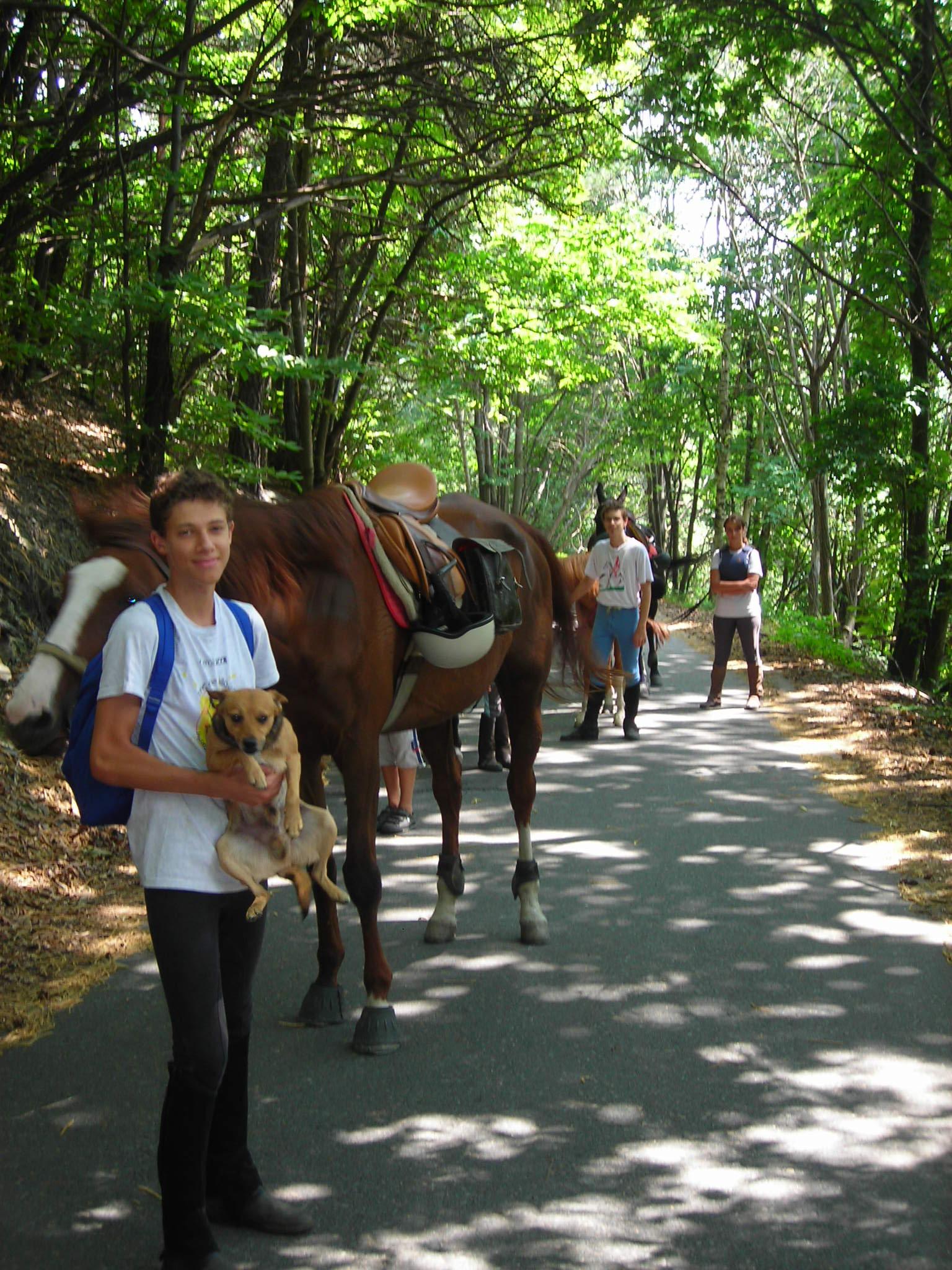Trekking del Belvedere 17/7/08 - 18/7/08