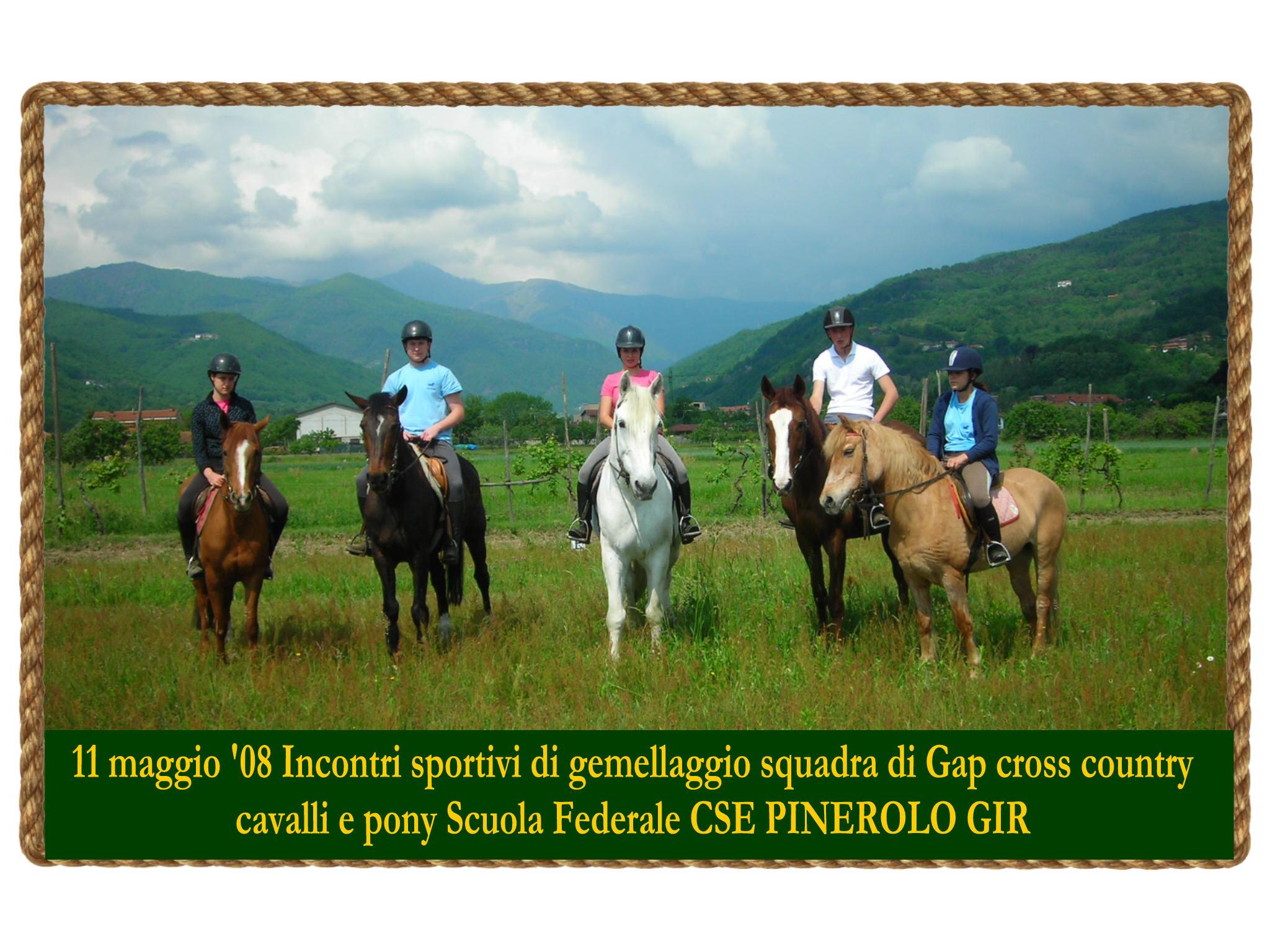 Gemellaggio Sportivo 2008