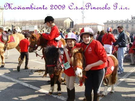 Do 15 Marzo 2009 ... Moviambiente 2009  Citt� di Pinerolo