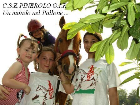 Un Mondo nel Pallone ... 3� Torneo Horseball Pinerolese 2009