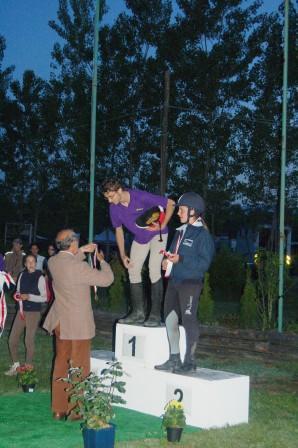 CAMPIONATI REGIONALI PONY FISE PIEMONTE 2009...i Campioni Siamo Noi !!!!