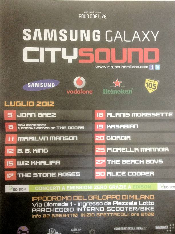 Milano City Sound Festival