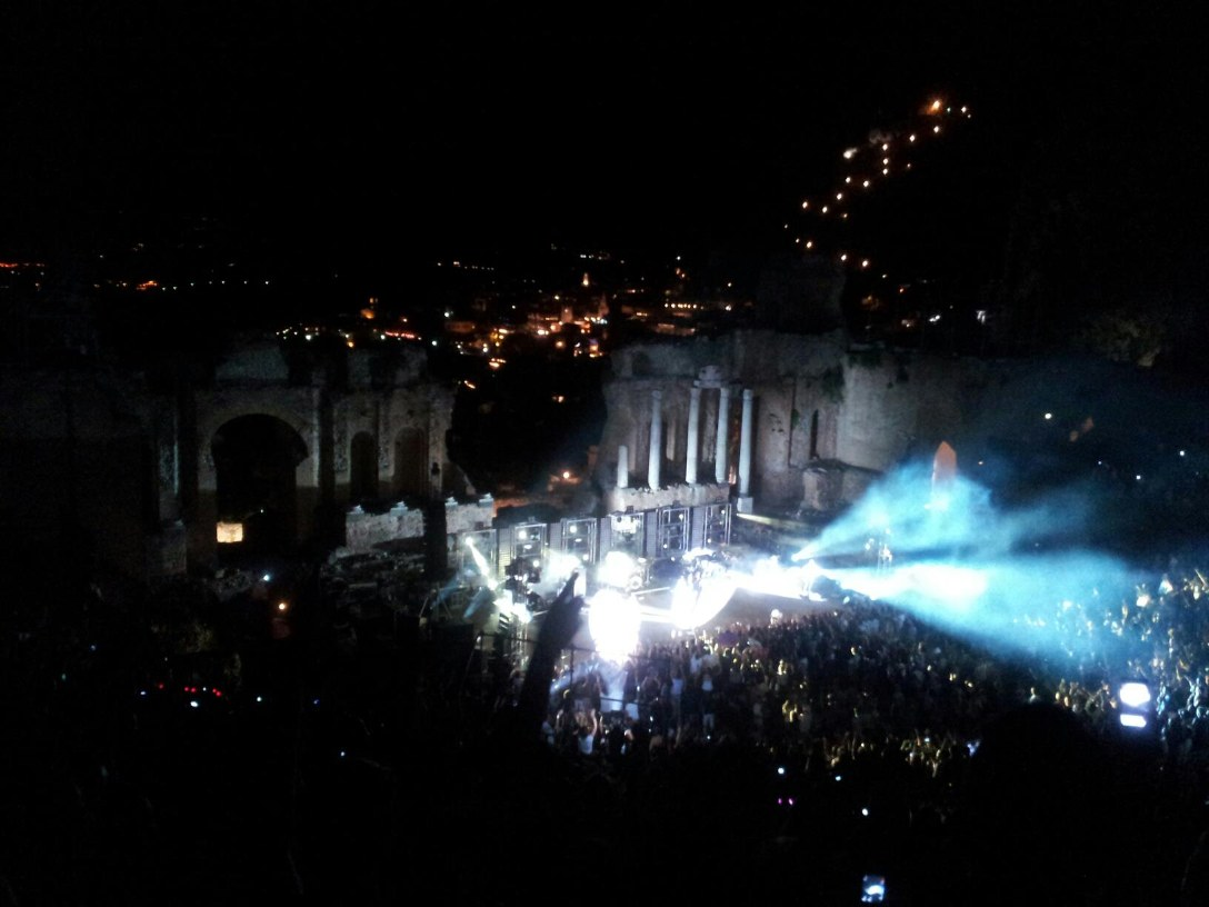 Ligabue Taormina