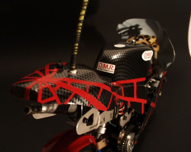spyderbike by Mirco DMR