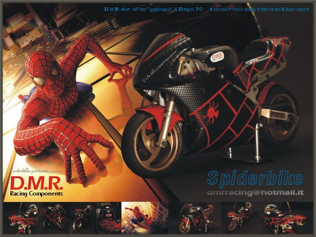 spyderbike 3