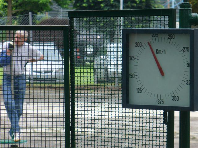 Misurazione velocità