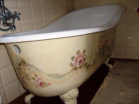 Photo album - Vasca da bagno in ghisa ...