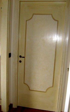 porta patinata