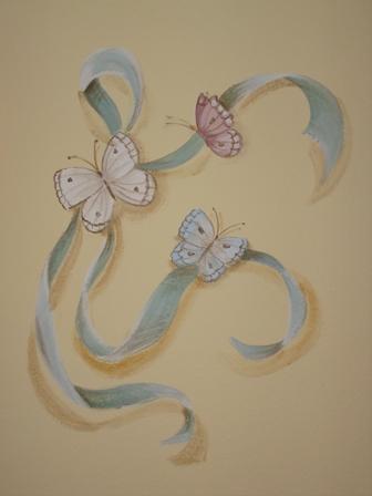 nastri e farfalle
