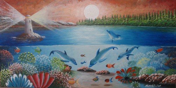 Delfini In Notturna