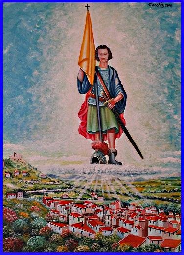San Gavino Patrono Di Esporlatu (ss)