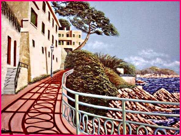 Passegiata Di Genova Nervi
