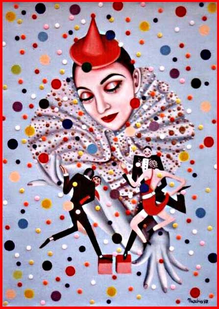 La Triste Pierrot e Gli Allegri Ballerini
