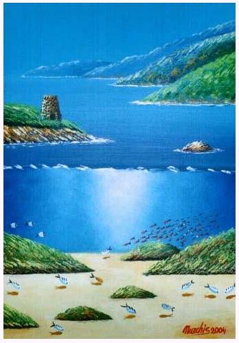 Paesaggio Sardo