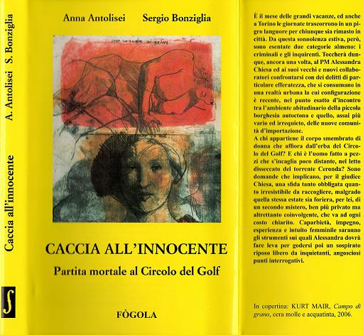 ANNA ANTOLISEI - CACCIA ALL'INNOCENTE