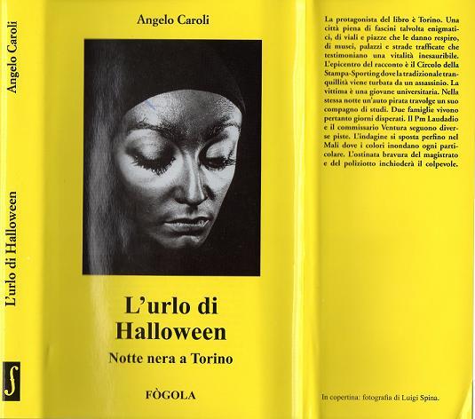 ANGELO CAROLI - URLO DI HALLOWEEN