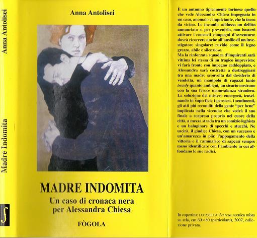 ANNA ANTOLISEI - MADRE INDOMITA