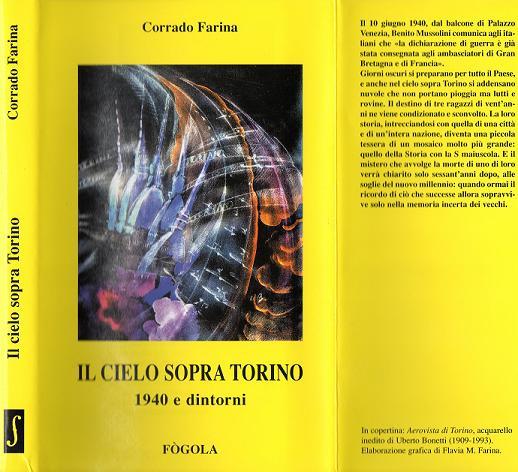 CORRADO FARINA - CIELO SOPRA TORINO seconda edizione