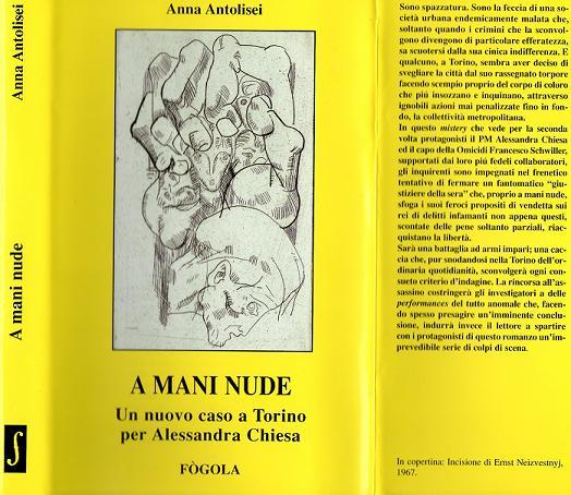 ANNA ANTOLISEI - A MANI NUDE