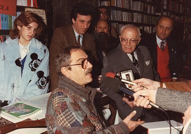 NINO MANFREDI presenta il libro