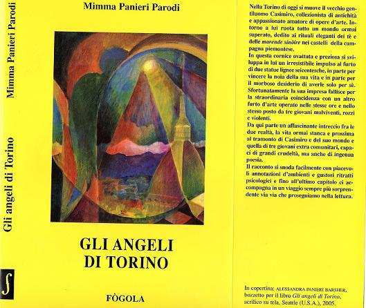 MIMMA PANIERI PARODI - GLI ANGELI DI TORINO