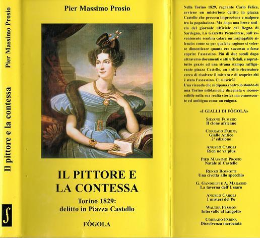 PIER MASSIMO PROSIO - IL PITTORE E LA CONTESSA esaurito