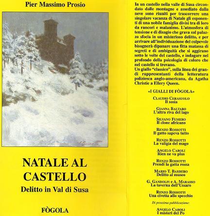 PIER MASSIMO PROSIO - NATALE AL CASTELLO esaurito