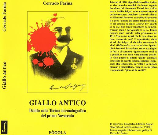 CORRADO FARINA - GIALLO ANTICO       terza edizione