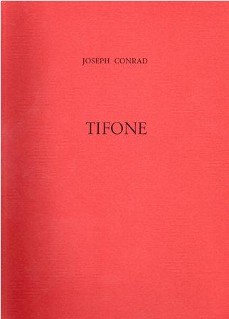 JOSEPH CONRAD - IL TIFONE