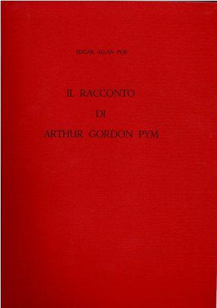 EDGAR ALLAN POE - IL RACCONTO DI ARTHUR GORDON PYM