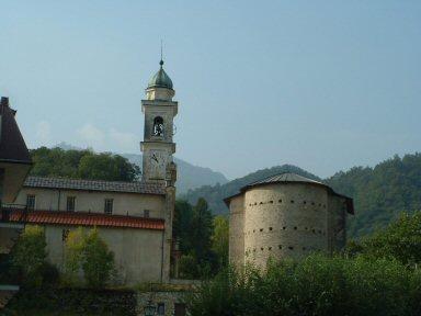Campanile Parrocchiale di S. Giorgio Frabosa Sottana