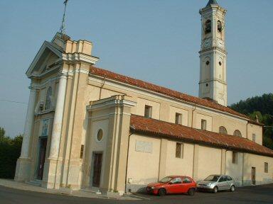 Chiesa Madonna della Neve - Alma