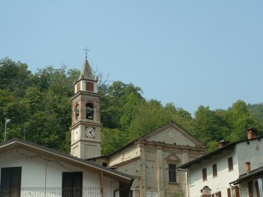 La Parrocchiale di S. Biagio - Miroglio