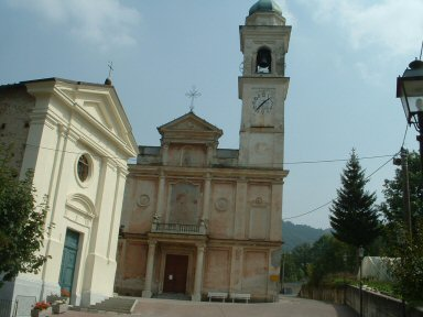 Chiesa di S. Giorgio - Frabosa Sottana