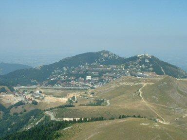 Pratonevoso vista dall'Alpe Balma