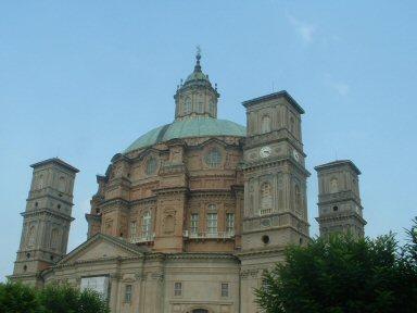 Santuario di Vicoforte di Mondovì