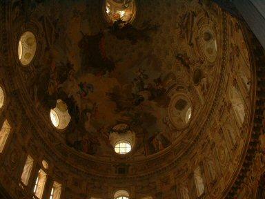 Vicoforte - la cupola del Santuario la più grande al mondo