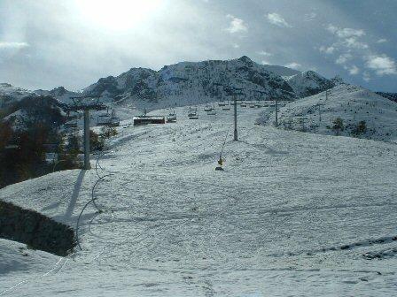 Neve ad Artesina 28-10-07