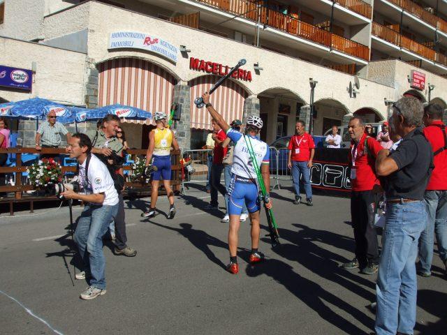 Coppa del Mondo Skiroll Pratonevoso 2010