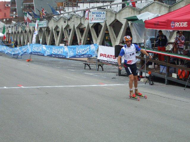 COPPA DEL MONDO SKIROLL PRATONEVOSO 2011